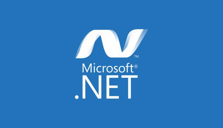 Microsoft.net tech stack